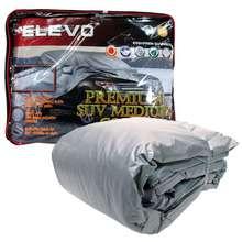 Elevo Premium D300 Car Cover Suv-Medium For Montero, Fortuner, Mu-X, Everest, Cayenne, Mazda Cx-7