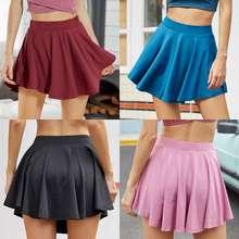 LEY Sports Skort Shorts Drifit Lightweight High Stretchable Tennis Skorts Skirt With Inner