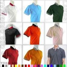 K2 Size Xxl Kaos Kerah Polo Shirt Pria N C59 Original Lakos Polos