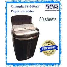 Paper Shredder Machine (Olympia) Ps-300Af