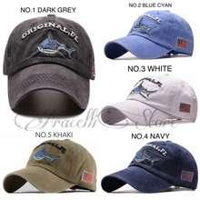 Shark Topi Mancing Mania Murah Import Jual Topi Mancing Keren Usa