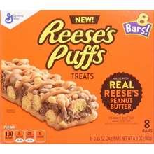 REESE'S Puffs Treats, 6.8 Ounce