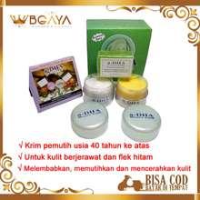 SALE A-dha Cream Hijau BPOM Original / Cream Pemutih Wajah Paket Ekonomis / Beauty Care