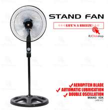 "KDK ""STAND FAN 16"""" JAPAN QUALITY L40E-KC"""
