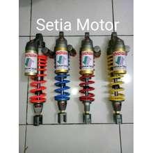Trusty - Aksesoris Motor - Shock Breaker Tabung made in Thailand for Honda Vario - Chrom