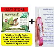 −21 % Roro Mendut Paket Masker Brotowali dan kangen Beauty water 250gr/ Masker Brortowali dan Kangen water