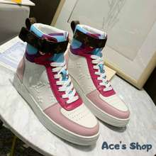 Louis Vuitton 【International Procurement】Cod Lv 20Ss Sports Boots Genuine Leather Shoes For Women