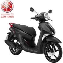 Yamaha Xe Janus Limited Premium 2021 (Đen Đỏ)