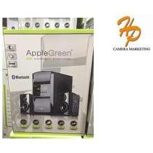 Apple Green Bluetooth Speaker S13