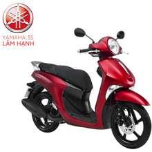 Yamaha Xe Janus Premium Đặc Biệt 2021 (Đỏ)