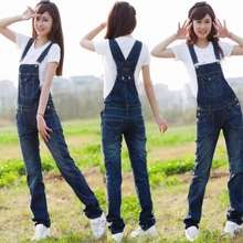 H&M Women/Ladies Jeans Jumpsuit (S,M,L,Xl,Xxl).
