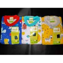 Velvet Junior [Paket Isi 3] Setelan Piyama Jumbo Big Size Starry Night No.2, 3, 4, 5, 6, 7, 8, 9, 10