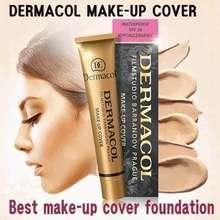 Dermacol Borong 1Pcs 8.50~Rm 5.50 12 Pcs Make Up Cover 30G Waterproof Spf 30