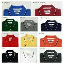 Arnold Palmer Polo Shirt / Kaos Polo / Kaos Kerah Pria Ori 100% Termurah Jaminan Belanja Puas