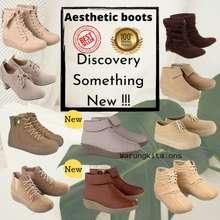 Blackkelly Waki Sepatu Boots Wanita Cewek Bandung Original Lokal