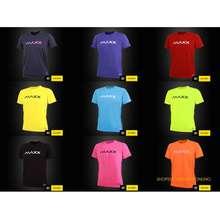 MAXX Plain Tee Series Badminton Jersey