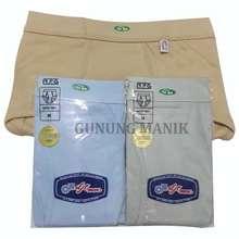 GT Man Gt-Man 704 Bw Celana Dalam Pria Bahan 100% Katun Lembut Menyerap Keringat