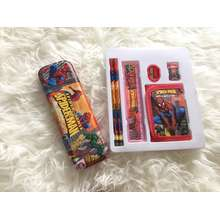 Spiderman stationary set