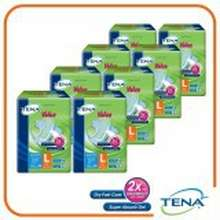 TENA Value (L) Adult Diaper/Diapers –1 Ctn 8 Bags X 10 Pcs
