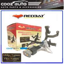 REDBAT Honda Jazz 2002-2007 High Security Anti-Theft Double Brake Pedal Lock with Socket Immobilizer