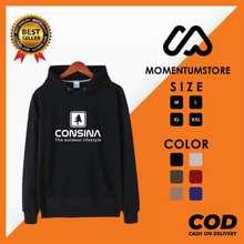 Consina Hoodie Jumper Outdoor / Hoodie Premium / Sweater Outdoor Pria Wanita Terlaris