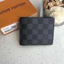 Louis Vuitton Ví Nam Lv Caro Xanh Siêu Cấp