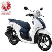 Yamaha Xe Janus Limited Premium 2021 (Trắng Xanh)