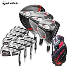 TaylorMade Golf Clubs M6 Set Of Poles Full Set Of 12 Poles With Golf Bag Pole Set, Men'S Right Hand
