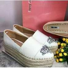 import Sepatu Miu Miu Swaroski
