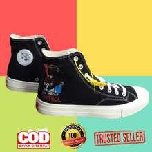 NO BRAND Sepatu Corona Jancok Sneakers Pria S Footwear High Original