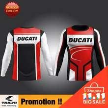 Ducati Motor Sport Long Sleeve T Shirt
