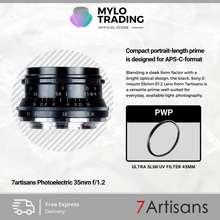 7artisans Manual Lens (35Mm) F/1.2 Apsc