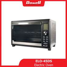 Dowell Elo-45Ds Convection And Rotisserie Function Electric Oven 45L