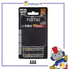 Fujitsu Aaa Rechargeable Hr-4Uthc 1.2V 900Mah Nimh Low Self Discharge Rechargeable Battery