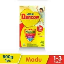 Dancow Susu 1+ Rasa Madu Rasa Madu 800 Gram 800Gr Dus Box 1+ Nutritods