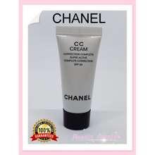 CHANEL Cc Cream Super Active Complete Correction Spf 50 No Beige 5Ml