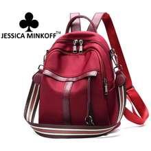 Jessica Minkoff Bag Pack Korean Style Bag Women Beg Sekolah For School Bag 3853