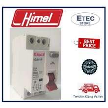 himel Residual Current Circuit Breaker (Rccb) 2P 25A 10Ma (Hdb6Vr225Lc)