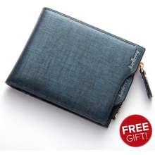 Baellerry Men Women Multi Card Bit Short Wallet Purse
