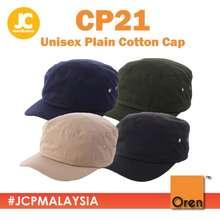 Oren Sport Army Askar Unisex Plain Cotton Cap - 4 Colors Cp21