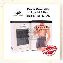 Crocodile Boxer Isi 2 (Kode 555-001)
