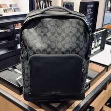Coach 🌟Champs🌟 Premium Classic Men Big Backpack (Black)