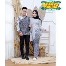 Citra Kebaya Widd Batik Baju Couple Kebaya Brokat Kondangan Tunangan / Sarimbit