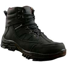 Crocodile sepatu safety boots armour proyek to steel 4d3e107675