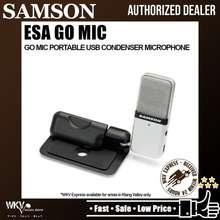 Samson Go Mic Portable Usb Condenser Microphone (Gomic/ Sagomic)