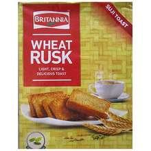 Britannia Wheat Suji Rusk- 610Gm