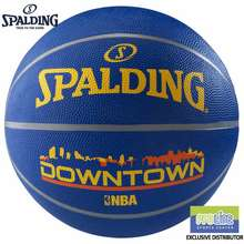 c5c427b52 Spalding AUTHENTIC DOWNTOWN COLOR OUTDOOR BASKETBALL SIZE 7