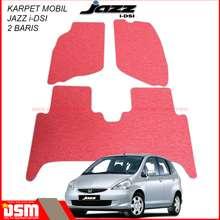 SALE karmob / Karpet Mobil Honda Jazz IDSI - Tanpa Bagasi / Karpet Honda Jazz / Karpet