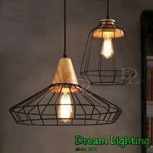 Dream Ceiling Lights - Creative Modern Nordic Pendant Light ORIGINAL Wooden Art - [TYPE-A / TYPE-B]