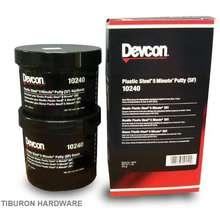 devcon 10240 PLASTIC STEEL PUTTY (454G)